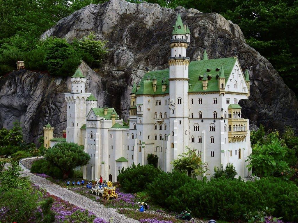 Abonnement T-Bric Lego kasteel